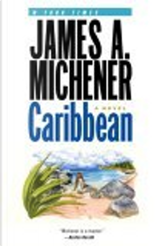 Caribbean by James A. Michener