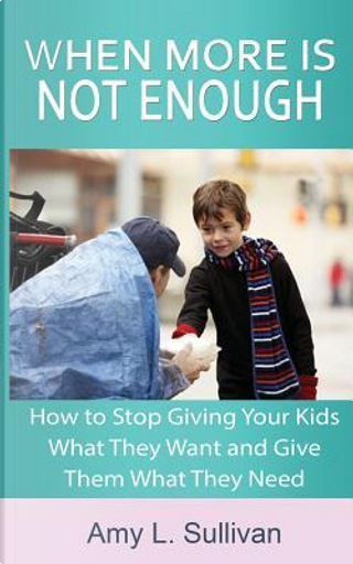 When More is Not Enough by Amy L. Sullivan