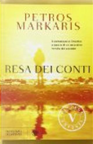 Resa dei conti by Petros Markaris