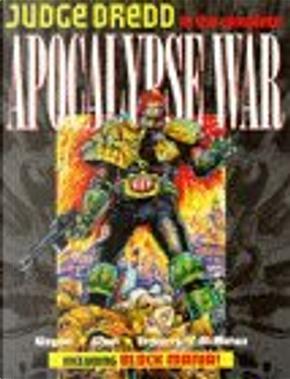 Judge Dredd by John Wagner, Carlos Ezquerra, Alan Grant