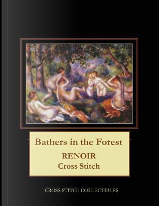 Bathers in the Forest by Cross Stitch Collectibles
