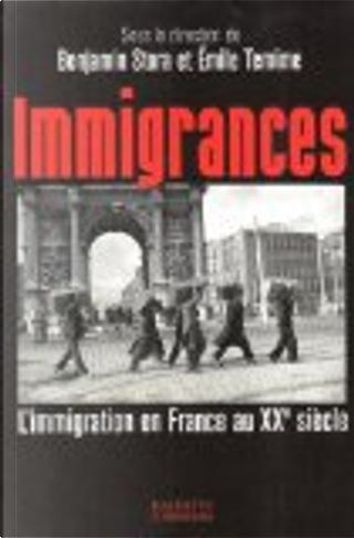 Immigrances by Benjamin Stora