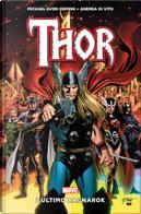 Thor: L'ultimo Ragnarok by Daniel Berman, Michael Avon Oeming