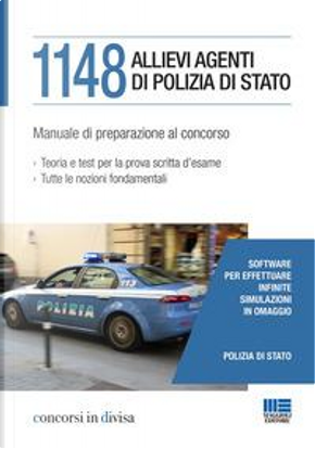 1148 allievi agenti di Polizia di Stato. Manuale di preparazione al concorso by Aa.vv.
