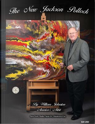 The New Jackson Pollock by William Johnston