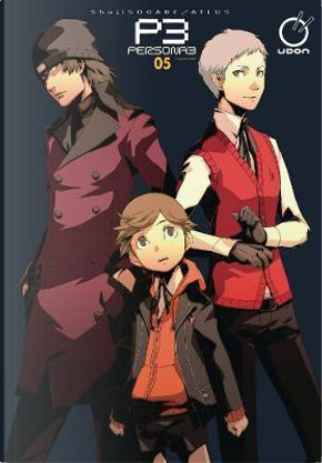 Persona 3 5 by Atlus