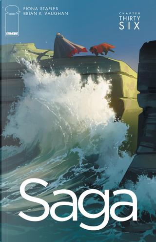 Saga #36 by Brian K. Vaughan