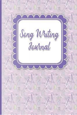 Song Writing Journal by Moito Publishing