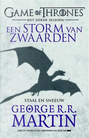 Een storm van zwaarden, 1 by George R.R. Martin