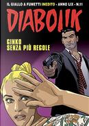 Diabolik anno LIX n. 11 by Mario Gomboli, Tito Faraci