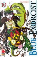 Blue Exorcist vol. 10 by Kazue Kato