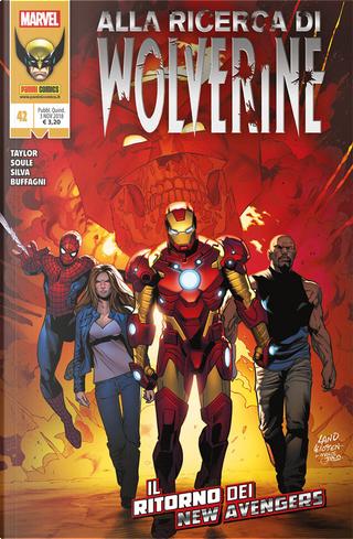 Wolverine n. 368 by Tom Taylor