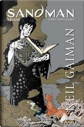 Sandman deluxe vol. 12 by Neil Gaiman