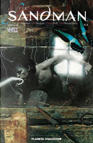 The Sandman n. 04 by Chris Bachalo, Malcolm Jones III, Mark Dringenberg, Michael Zulli, Neil Gaiman