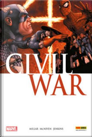Marvel Omnibus: Civil War vol. 1 by Mark Millar, Paul Jenkins