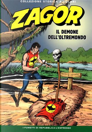 Zagor collezione storica a colori n. 139 by Gallieno Ferri, Guido Nolitta, Mauro Boselli, Mauro Laurenti, Moreno Burattini