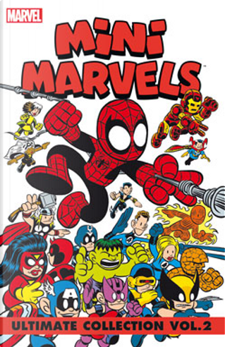 Mini Marvels Ultimate Collection vol. 2 by Chris Giarrusso, Sean McKeever