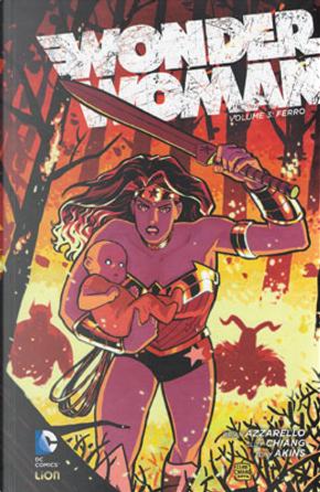Wonder Woman vol. 3 by Brian Azzarello