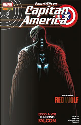 Capitan America n. 74 by Nathan Edmondson, Nick Spencer