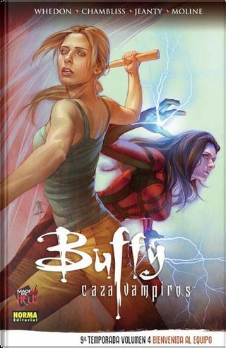 Buffy cazavampiros. Novena temporada #4 by Andrew Chambliss