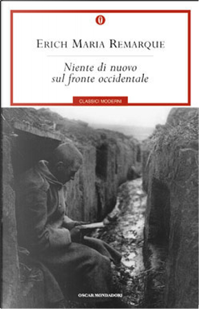 Niente di nuovo sul fronte occidentale by Erich Maria Remarque