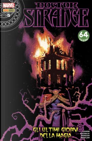 Doctor Strange #5 by Gerry Duggan, Jason Aaron