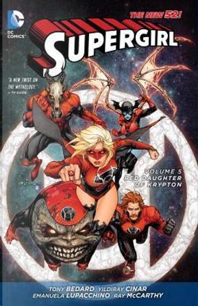 Supergirl by Tony Bedard