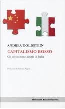 Capitalismo rosso by Andrea Goldstein