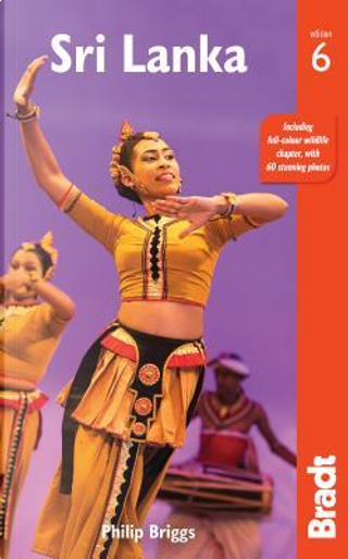 Bradt Sri Lanka by Philip Briggs