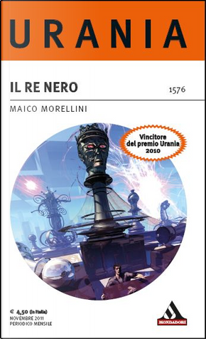 Il Re Nero by Maico Morellini