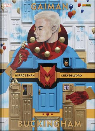 Miracleman vol. 4 by Neil Gaiman