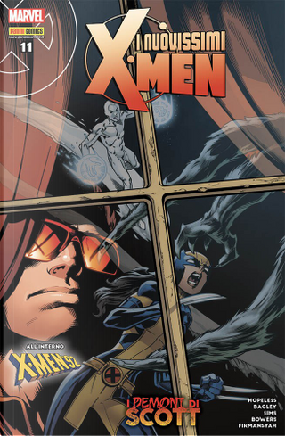 I nuovissimi X-Men n. 46 by Chad Bowers, Chris Sims, Dennis Hopeless