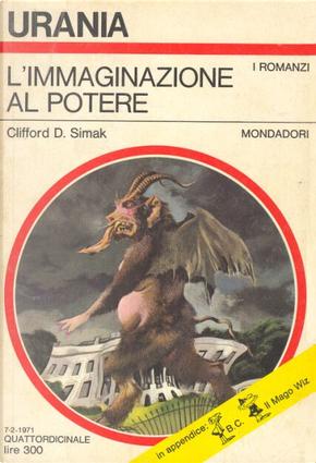 L'immaginazione al potere by Clifford Simak