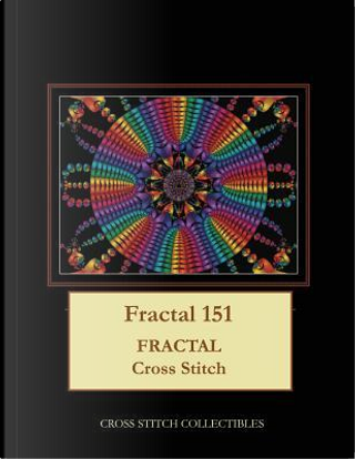 Fractal 151 by Cross Stitch Collectibles