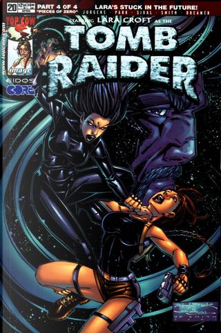 Tomb Raider #20 by Dan Jurgens
