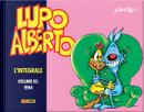 Lupo Alberto - L'integrale Vol. 10 by Bruno Cannucciari, Silver