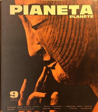 Pianeta n. 9, anno II, settembre-novembre 1965