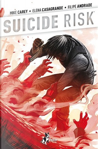 Suicide Risk vol. 4 by Mike Carey