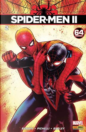 Ultimate Comics: Spider-Men II n. 2 by Brian Michael Bendis