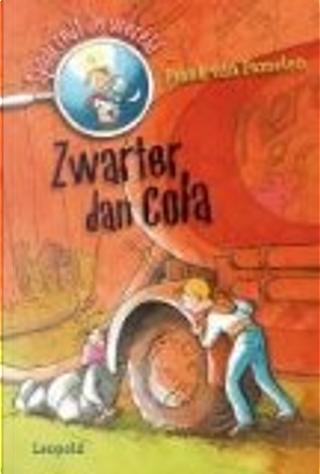 Zwarter dan cola / druk 1 by Frank van Pamelen