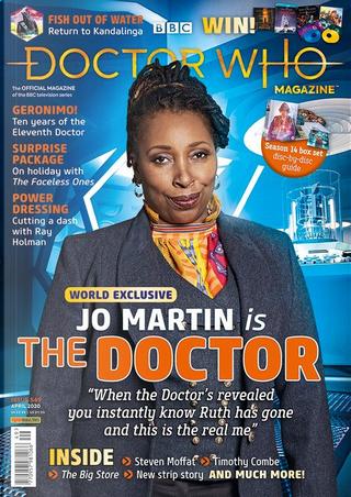 Doctor Who Magazine n. 549