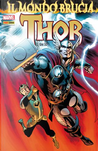 Thor: Il mondo brucia vol. 1 (di 2) by Kieron Dwyer, Matt Fraction