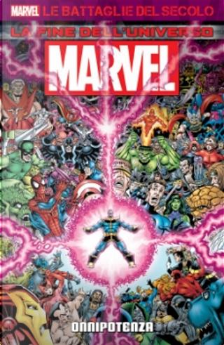 Marvel: Le battaglie del secolo vol. 31 by Jim Starlin