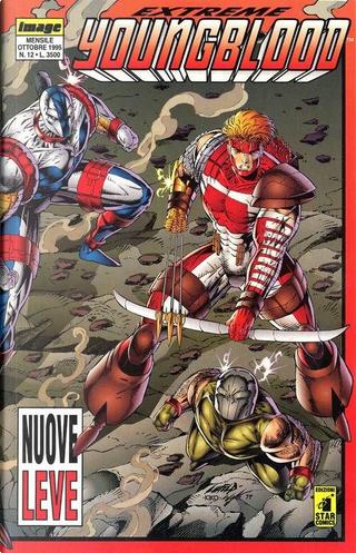 Extreme n. 12 by Eric Stephenson, Jeff Matsuda, Rob Liefeld