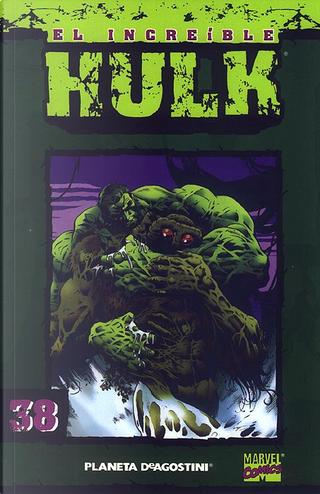 El Increíble Hulk. Coleccionable #38 (de 50) by Peter David