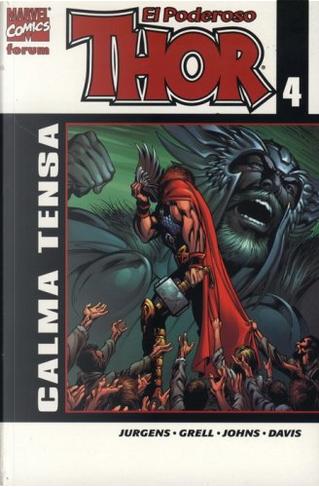 Thor Vol.5 #4 (de 6) by Dan Jurgens, Geoff Jones, Joe Bennett, Mike Grell