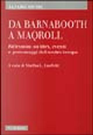 Da Barnabooth a Maqroll by Alvaro Mutis