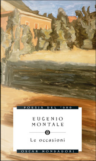 Le occasioni by Eugenio Montale