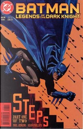Batman: Legends of the Dark Knight n. 98 by Paul Jenkins