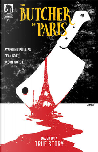 The Butcher of Paris n. 1 by Stephanie Phillips